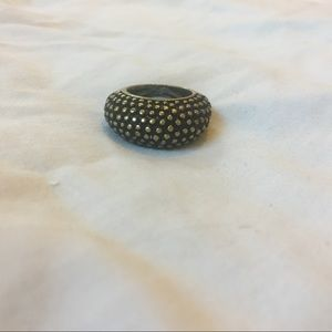 Gold/bronze ring